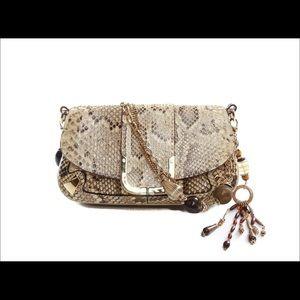Dolce & Gabbana Python purse